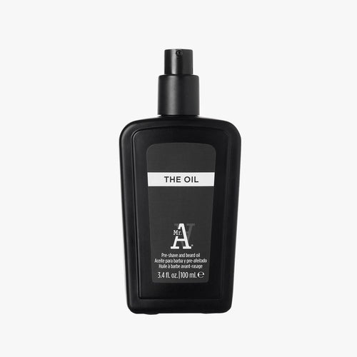 Mr. A The Oil | Aceite para barba y pre-afeitado