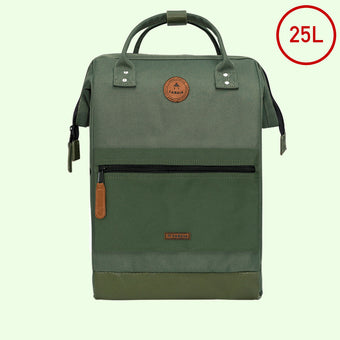 big backpacks green