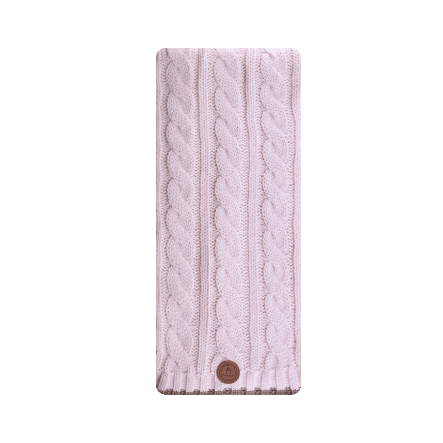 Scarf Creamy Gin Light Pink