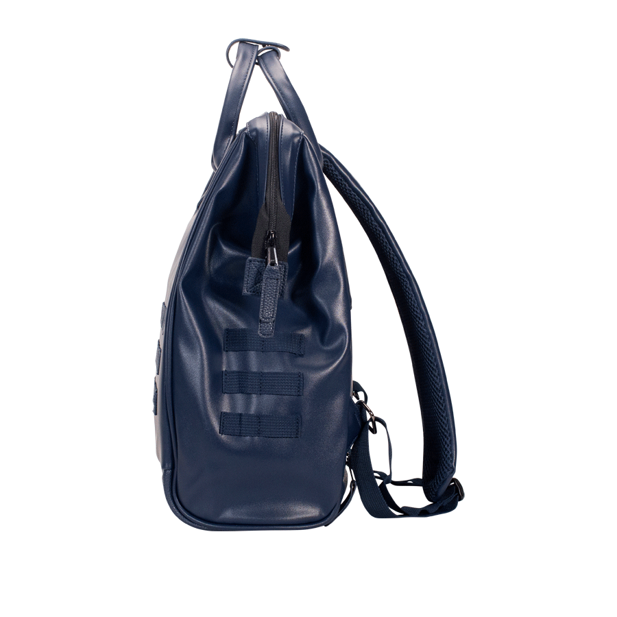Navy backpack Cabaïa Milan