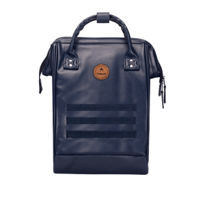 Navy backpack Cabaïa without his pocket