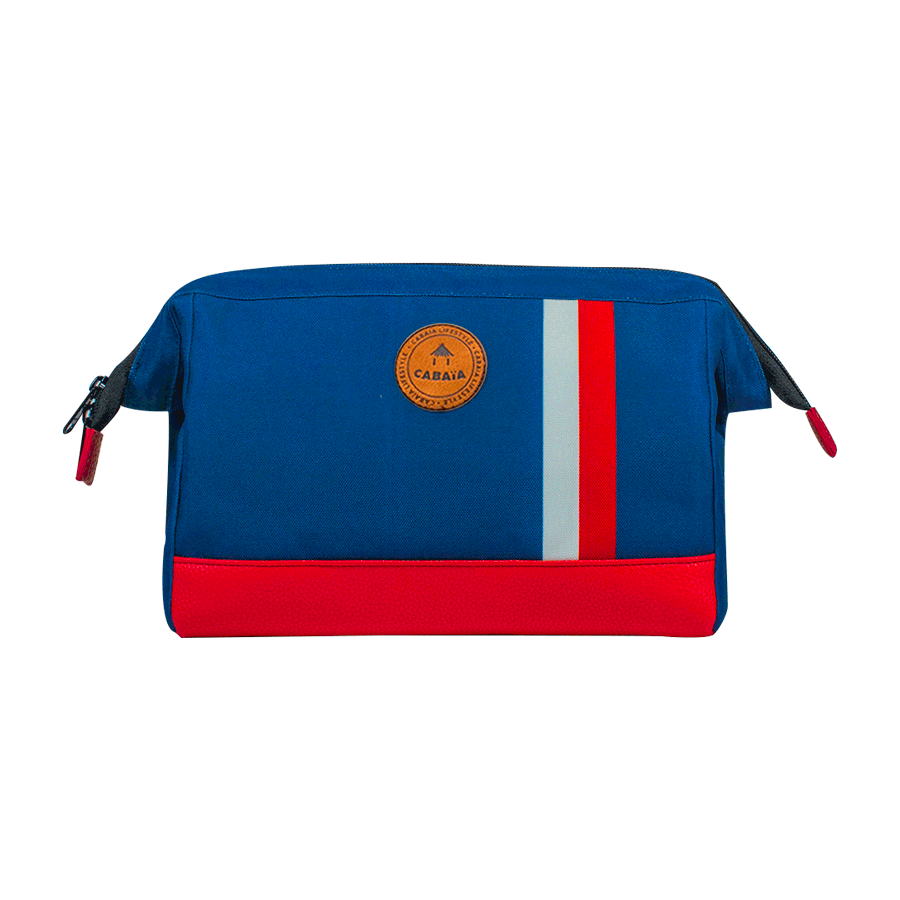 Champs-Élysées - Travel Kit Cabaïa to carry all your toiletries, handy storage and colourful waterproof fabric