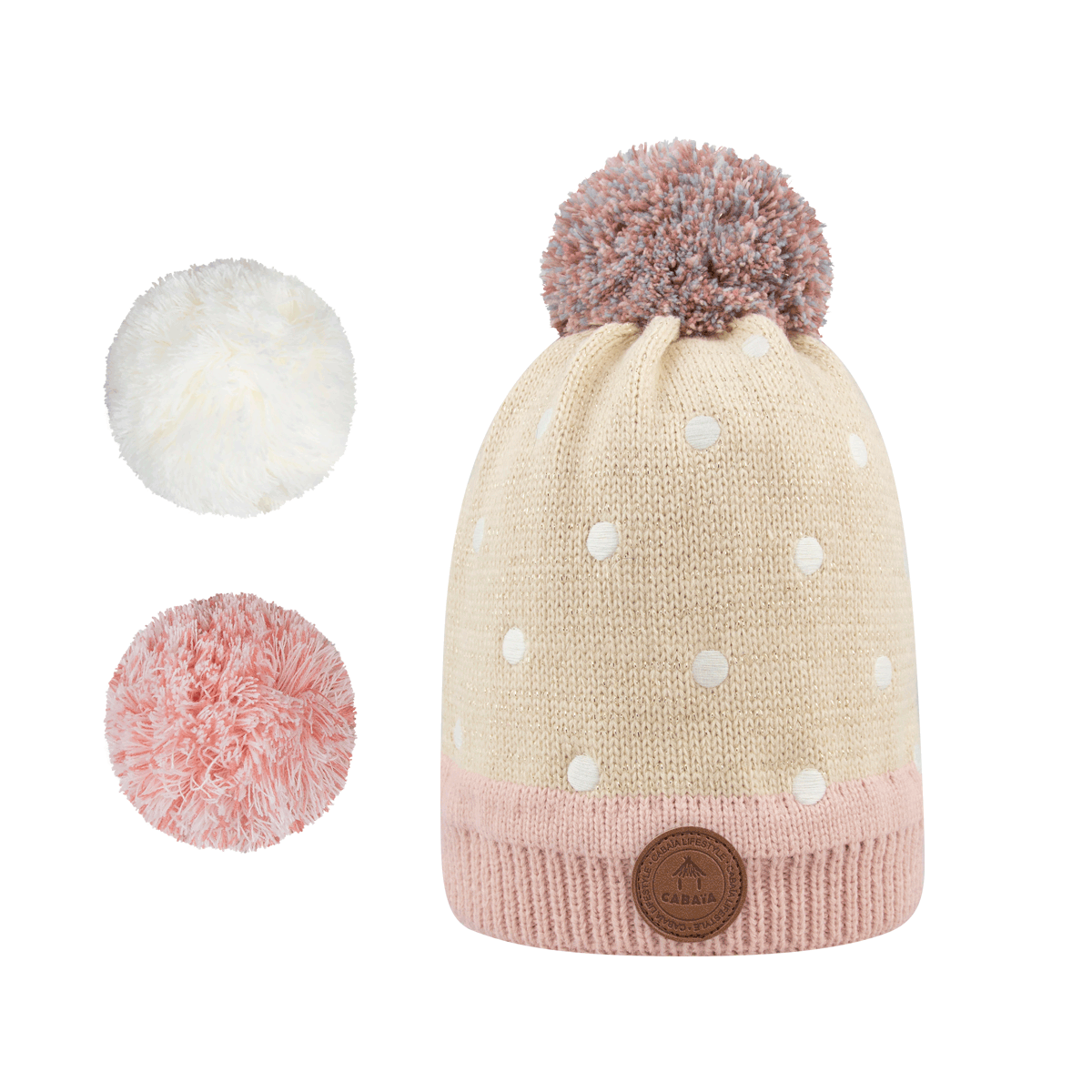 Hat Cendrillon Light Pink, Cabaïa