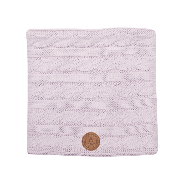 Snood Creamy Gin Light Pink, Cabaïa