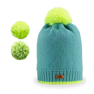 Bonnet pompon black friday