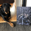 King of the North - Custom Canvas