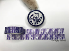 Load image into Gallery viewer, Knit Washi Tape Sampler