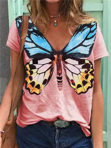 products/ButterflyPrintV-neckShortSleeveT-shirt_2.jpg
