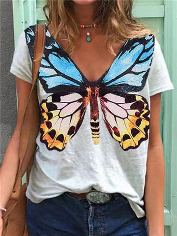 products/ButterflyPrintV-neckShortSleeveT-shirt_3.jpg