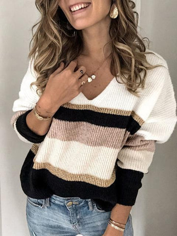 products/CasualLooseStripeV-NecklineSweater_3.jpg