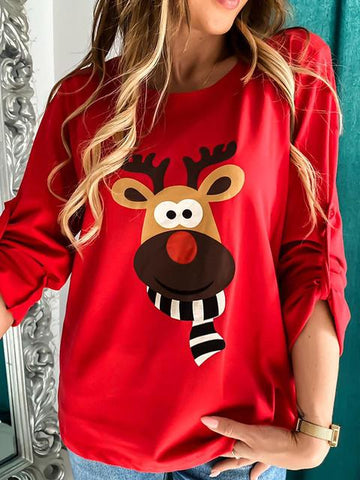 products/ChristmasElkPrintRollSleeveTop_4.jpg