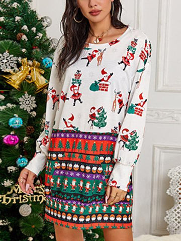 products/ChristmasPatternPrintLooseDress_1.jpg