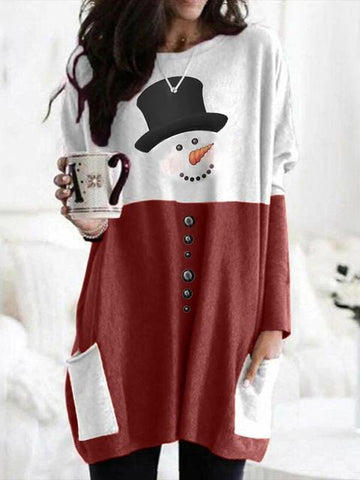 products/ChristmasSnowmanPrintLongSleeveDress_2.jpg