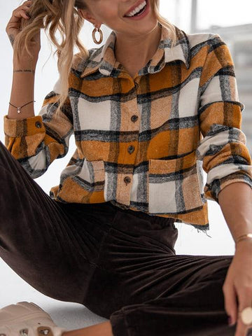 products/PlaidPrintPocketShirtShortBlouse_1.jpg