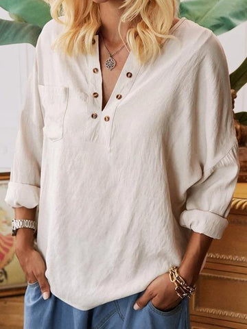 products/SolidLooseVNeckShirtBlouse_2.jpg