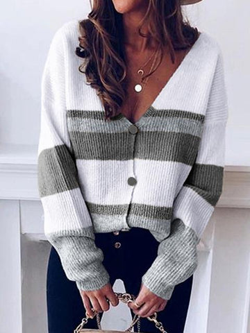 products/V-neckButtonStripeSweaterCardigan_1.jpg