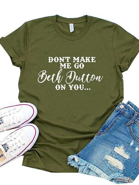 beth-dutton-short-sleeve-letter-t-shirt-ZSY7768