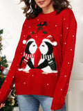 Christmas Pullovers Autumn Winter Sweatshirt