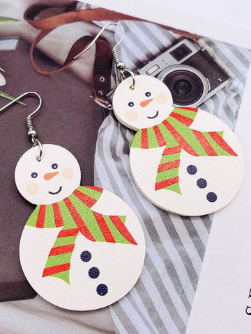 products/christmas-snowman-print-leather-earrings_3.jpg