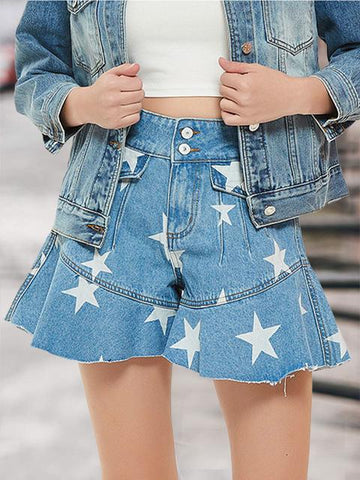 products/denim-star-print-zipper-solid-shorts_1.jpg