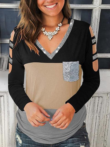 products/hallow-out-sleeve-sequin-pocket-v-neck-tops_1.jpg