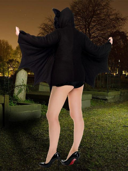 Halloween Spider Stockings Bat Vampire Costume