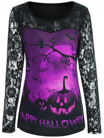 products/halloween-print-lace-sleeve-t-shirt_5.jpg