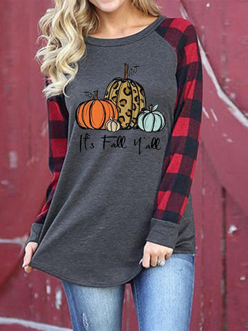 products/halloween-pumpkin-print-plaid-sleeve-t-shirt_3.jpg
