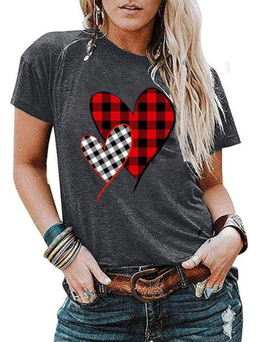 products/heart-print-valentines-day-plaid-t-shirt-ZSY3282_1.jpg