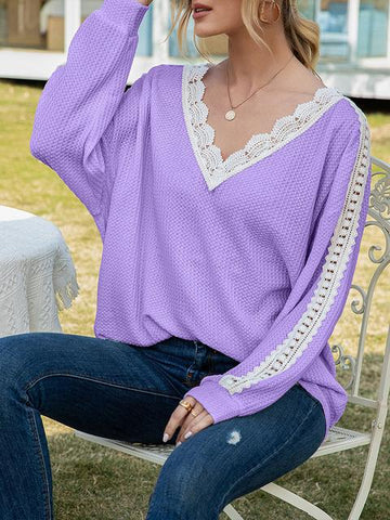 products/lace-splicing-v-neck-waffle-tops_1.jpg