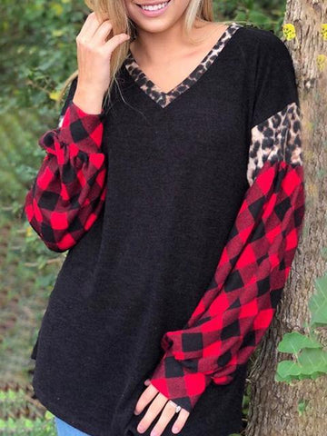 products/leopard-plaid-print-sleeve-v-neck-sweatshirt_4.jpg
