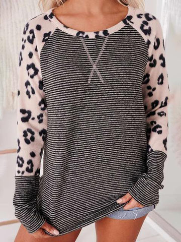 products/leopard-sleeve-round-neck-striped-tops_1.jpg