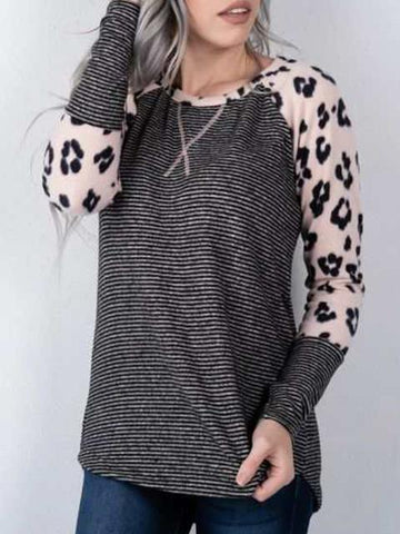products/leopard-sleeve-round-neck-striped-tops_2.jpg