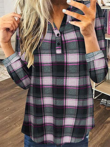 products/plaid-print-button-up-v-neck-shirt_1.jpg