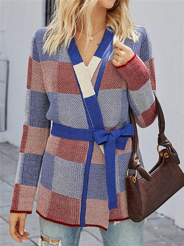 products/plaid-print-knitting-comfy-blazer-cardigan_2.jpg