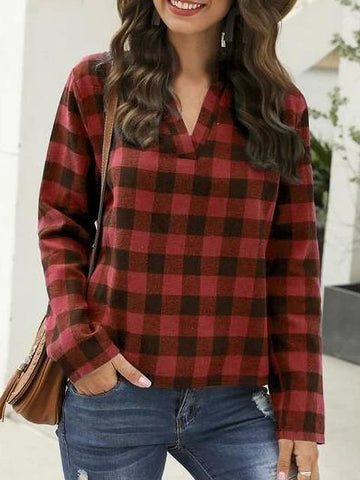 products/plaid-print-v-neck-casual-tops_1.jpg