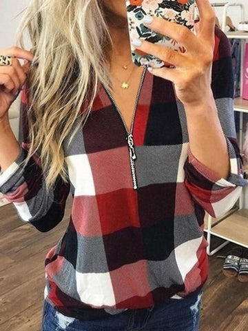 products/plaid-print-zipper-v-neck-shirt_1.jpg