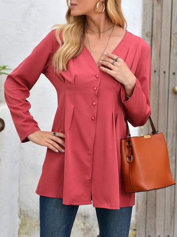 products/solid-color-pleated-v-neck-tunic-shirts_1.jpg