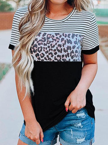 products/striped-stitching-leopard-print-t-shirt-zsy8390_1.jpg