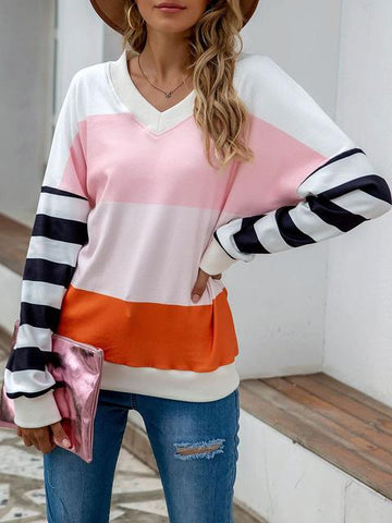 products/stripes-print-v-neck-color-block-sweatshirt_1.jpg