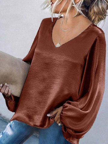 products/v-neck-lantern-sleeves-loose-silver-blouse_1.jpg