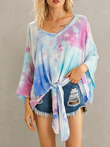 products/v-neck-tie-dye-pirnt-loose-tops_1.jpg