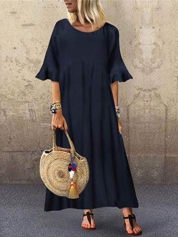 products/vintage-solid-round-neck-dress_4.jpg