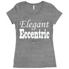 Load image into Gallery viewer, Elegant Eccentric T-Shirt White