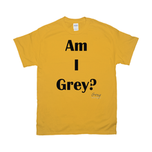 Load image into Gallery viewer, Am I Grey? T-Shirt Unisex