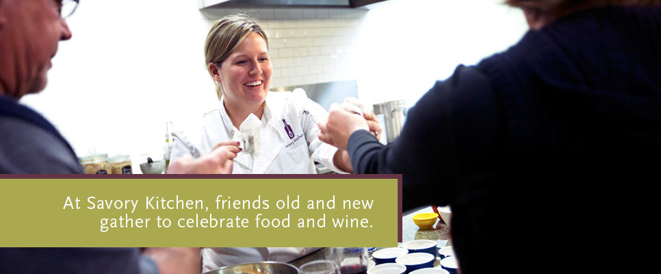 Savory Kitchen - Savory Kitchen -offering cooking classes and ...