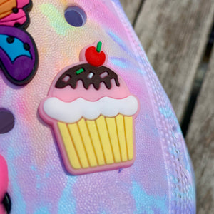 SHOE CHARMS - CUPCAKE - ShoeNami