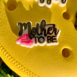 SHOE CHARMS - MOTHER TO BE - ShoeNami