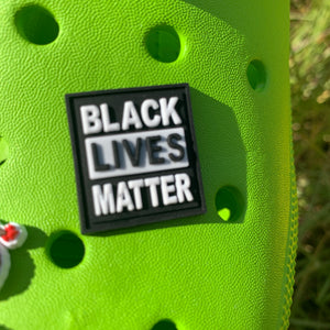 SHOE CHARMS - BLACK LIVES MATTER - ShoeNami