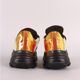 MOONWALKER Gold - ShoeNami